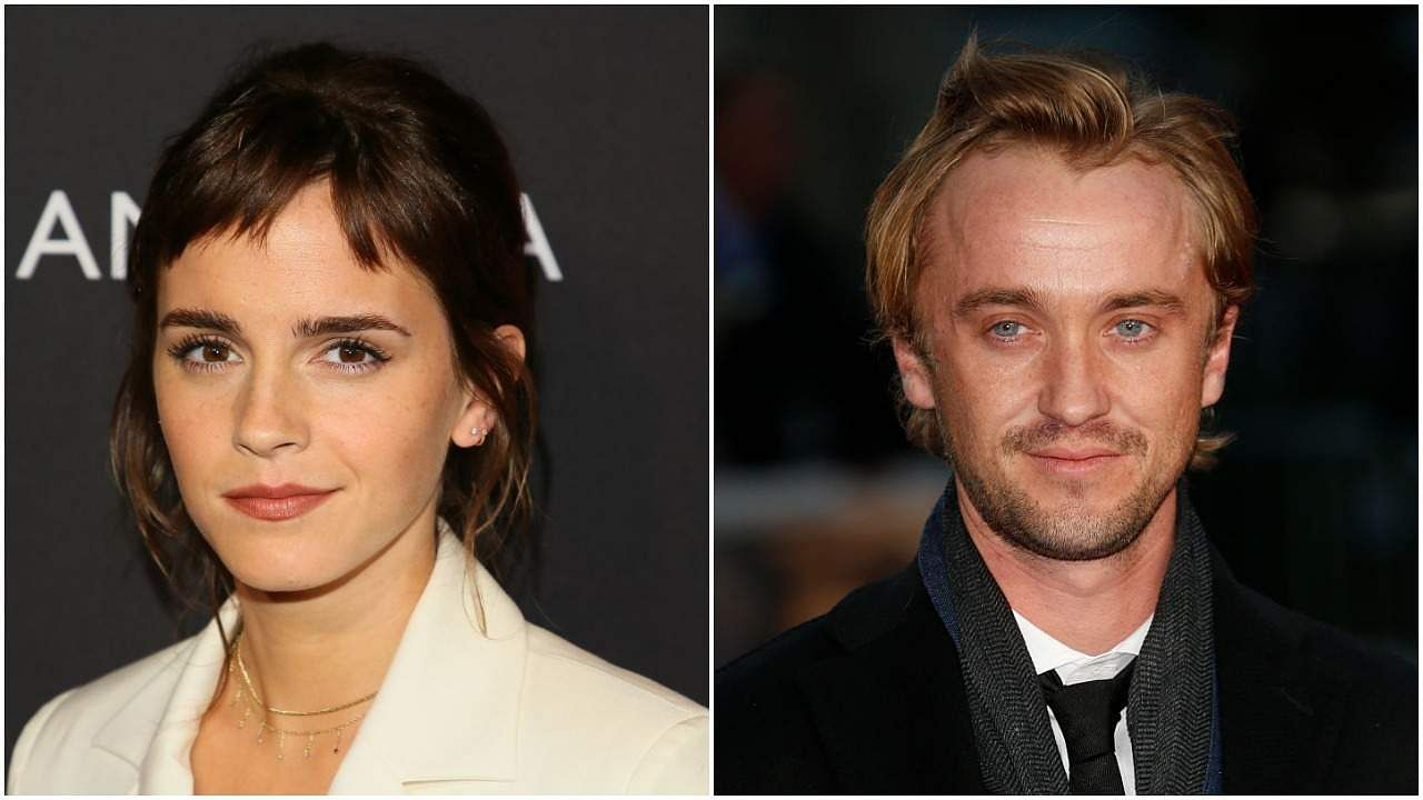 Harry Potter stars Emma Watson and Tom Felton spark dating rumours with latest picture