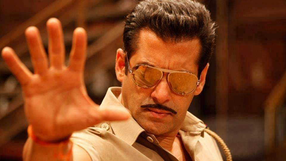 A still from Salman Khan's Dabangg