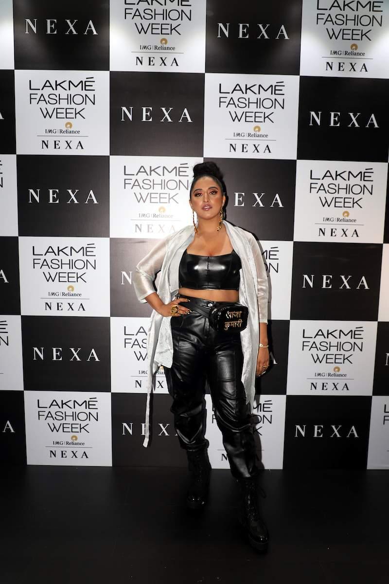 Raja_Kumari_at_Lakme_Fashion_Week_2019