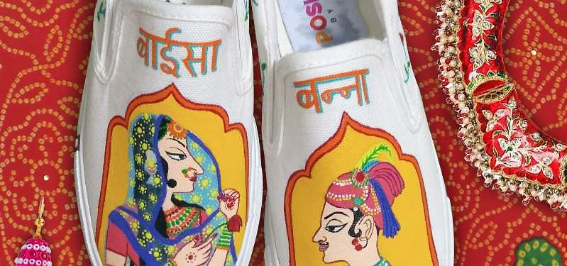 Handpainted_sneakers_from_Poshampas_Banno_bridal_series