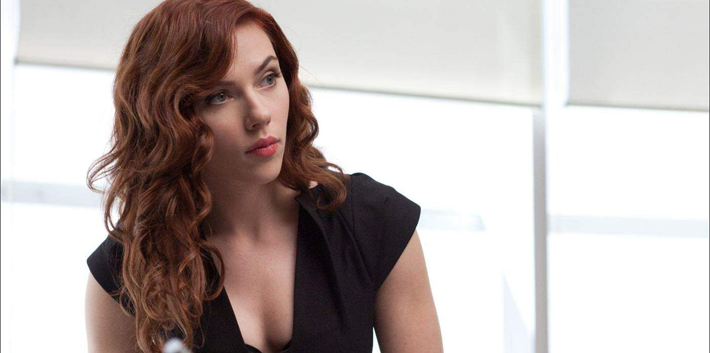 Black Widow, as seen in Iron Man 2