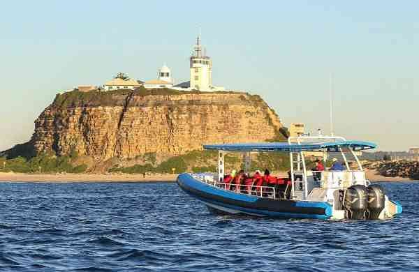 Offbeat Australia: Nobbys Lighthouse