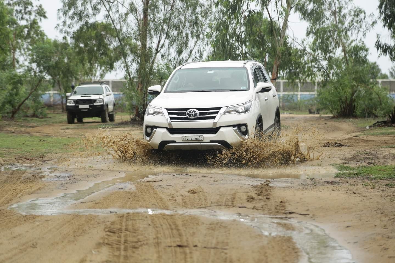 Toyota Off-Road Camp at The Farm, Chennai