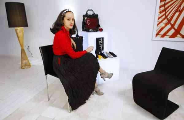 Designer Isabel Toledo (AP Photo/Lynne Sladky)
