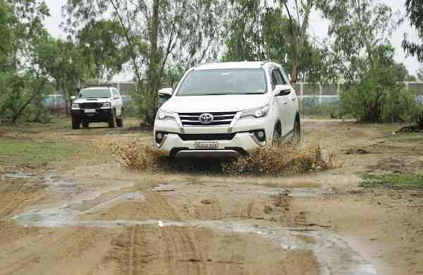 Toyota Off-Road Camp at The Farm, Chennai