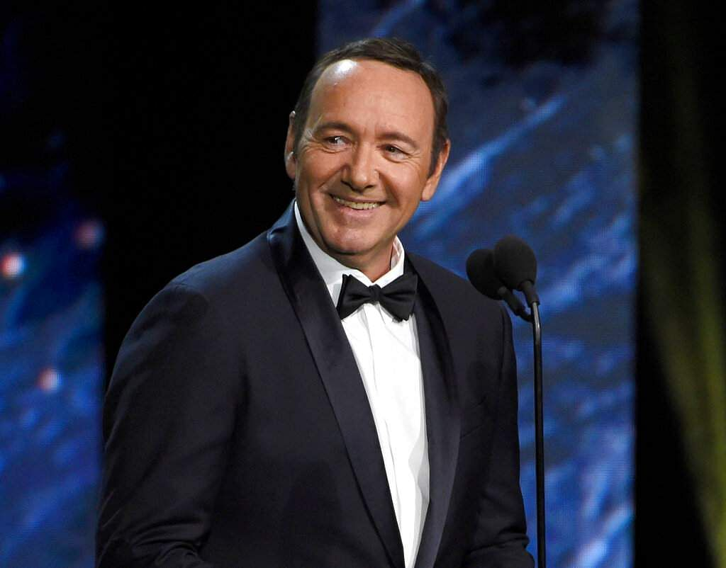 Kevin Spacey (Photo by Chris Pizzello/Invision/AP)