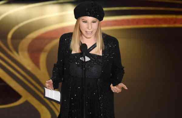 Barbra Streisand (Photo by Chris Pizzello/Invision/AP)
