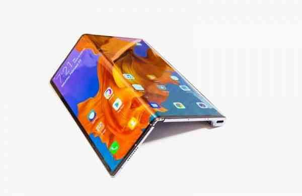Huawei Mate X (Photo: IANS)