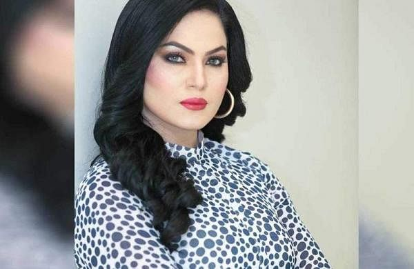 Actress Vena Malik