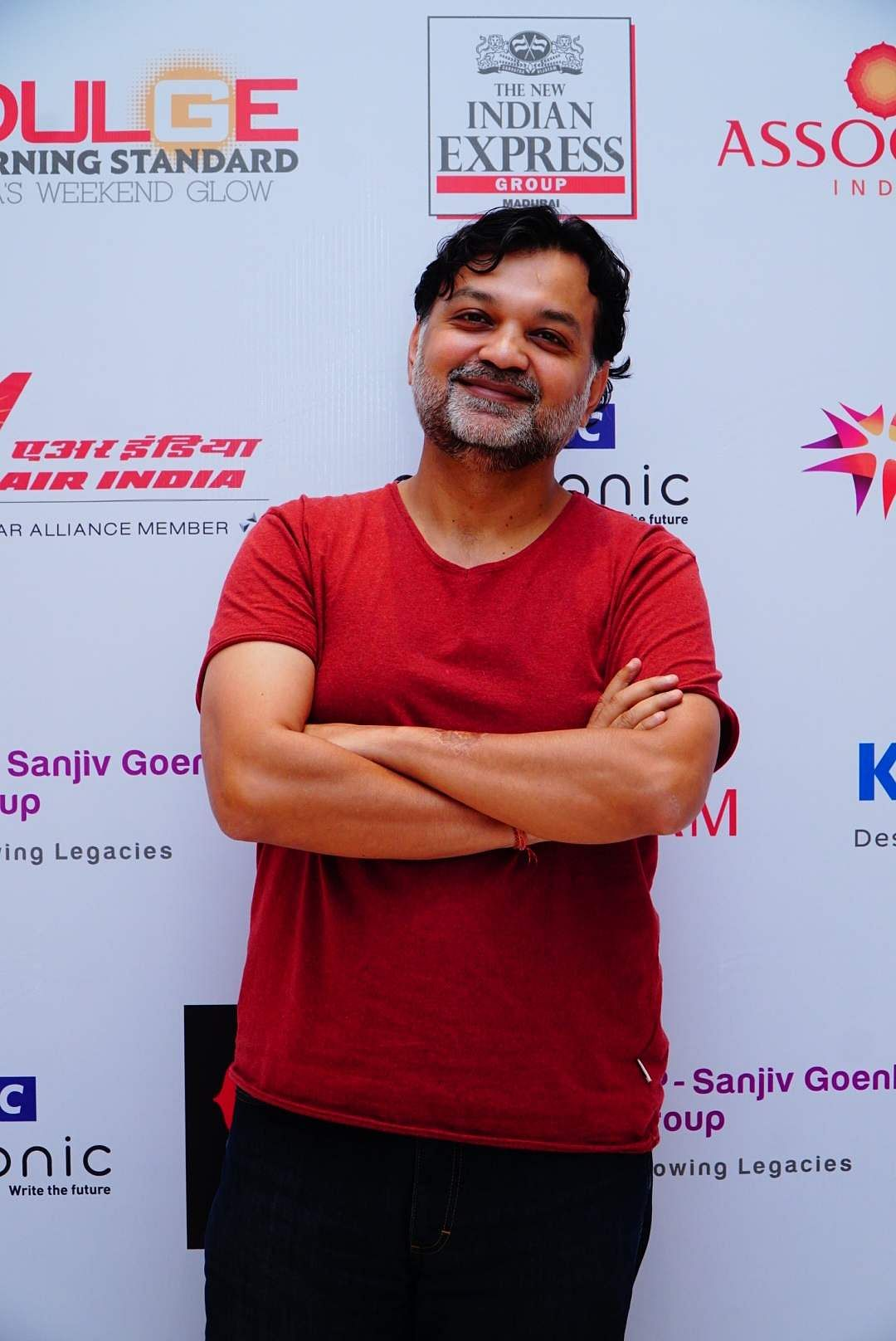 National award-winning director Srijit Mukherji makes an appearance at the event