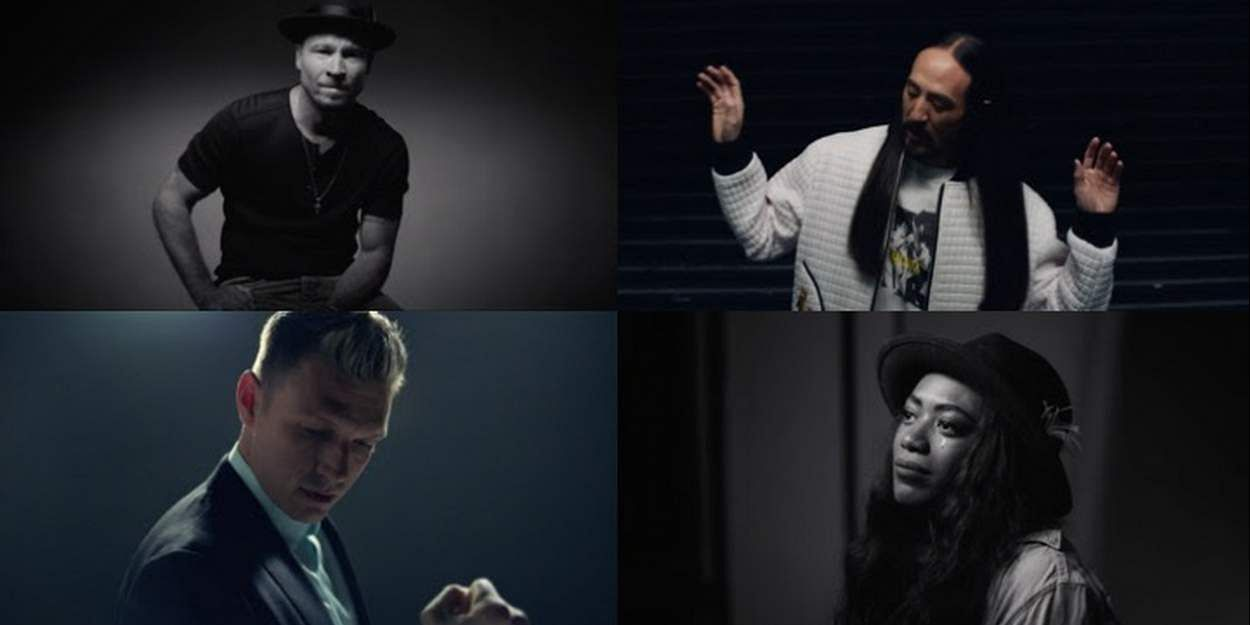 Watch: Backstreet Boys, Steve Aoki's Let It Be Me features real stories about love