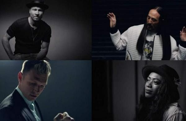 Watch: Backstreet Boys,Steve Aoki'sLet It Be Me features real stories about love