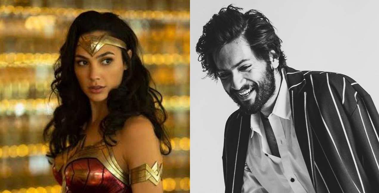Gal Gadot and Ali Fazal
