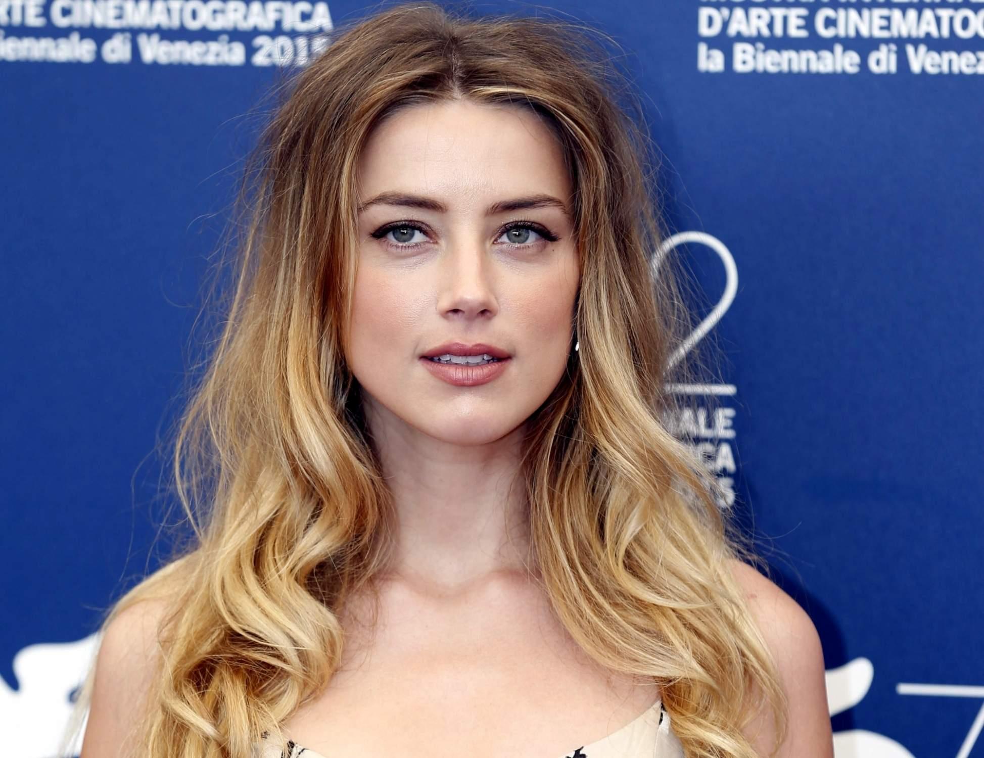 Amber Heard (File Photo: IANS)