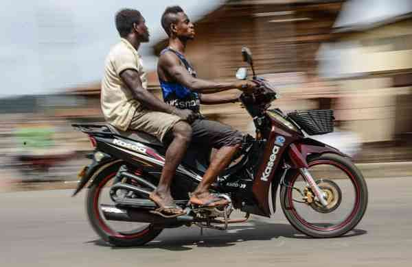 Alert! Chappals, sandals or flip flops for bike riders can result in INR 1,000 fine