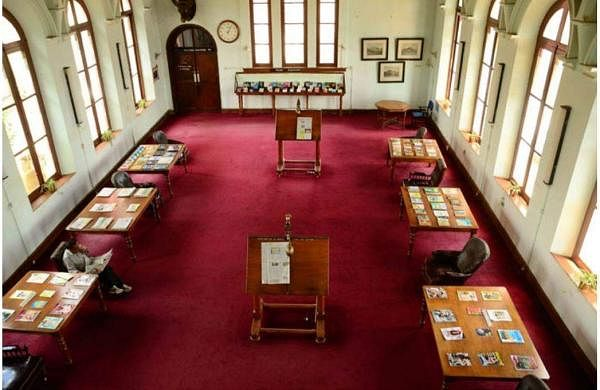 Nilgiri_Library