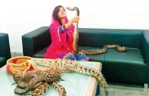 Pakistani pop singer Rabi Pirzada (Photo: IANS)
