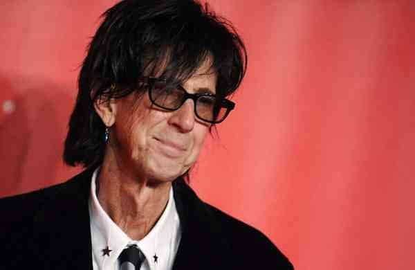 Ric Ocasek of The Cars (Photo by Richard Shotwell/Invision/AP)