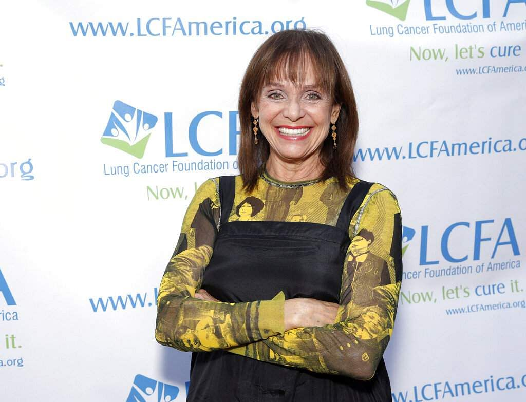 Valerie Harper attends the Lung Cancer: Bring On The Change! Event in Los Angeles. Valerie died on Aug 30, 2019 at age 80. (Photo by Todd Williamson/Invision/AP)