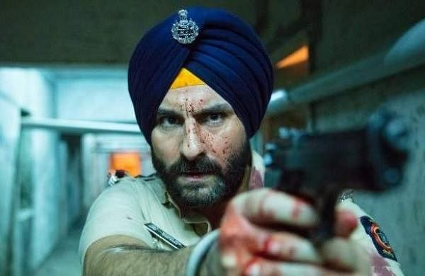 Sacred Games at the International Emmys: 'Humbled and excited,' says Kubra Sait