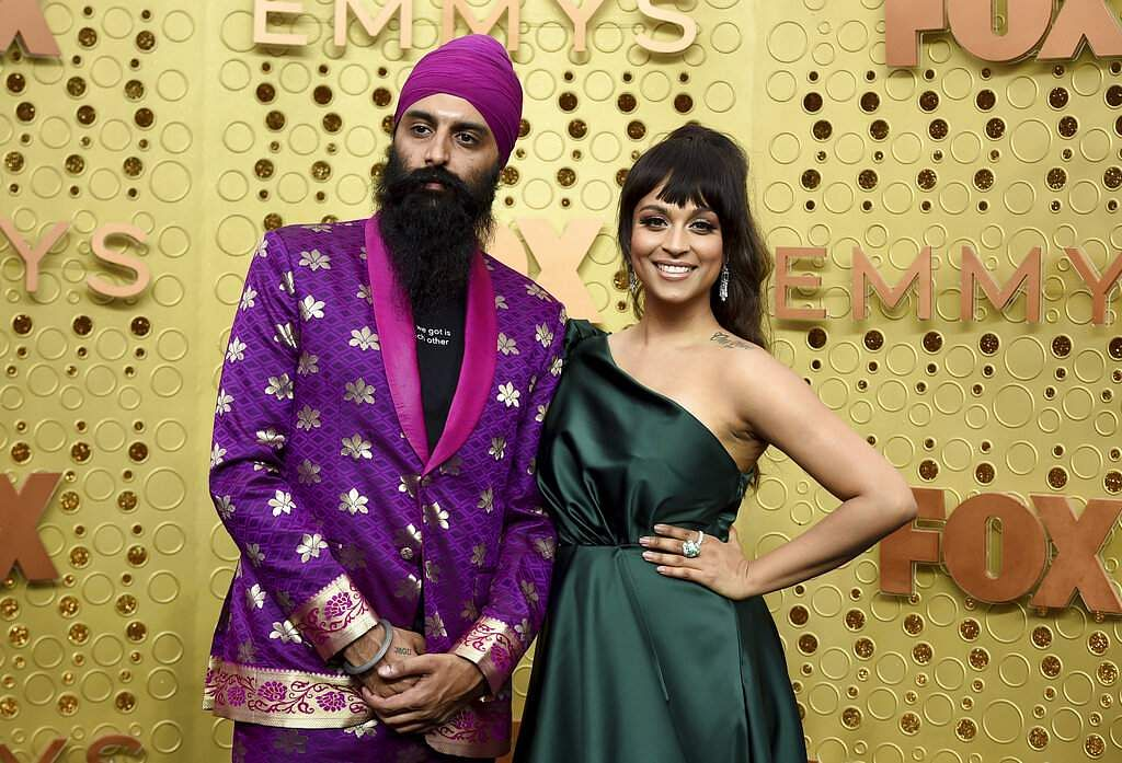 Humble the Poet and Lilly Singh