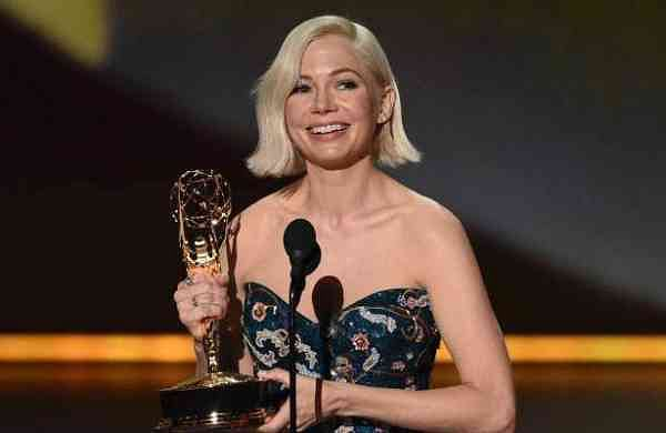Michelle Williams' Emmy
