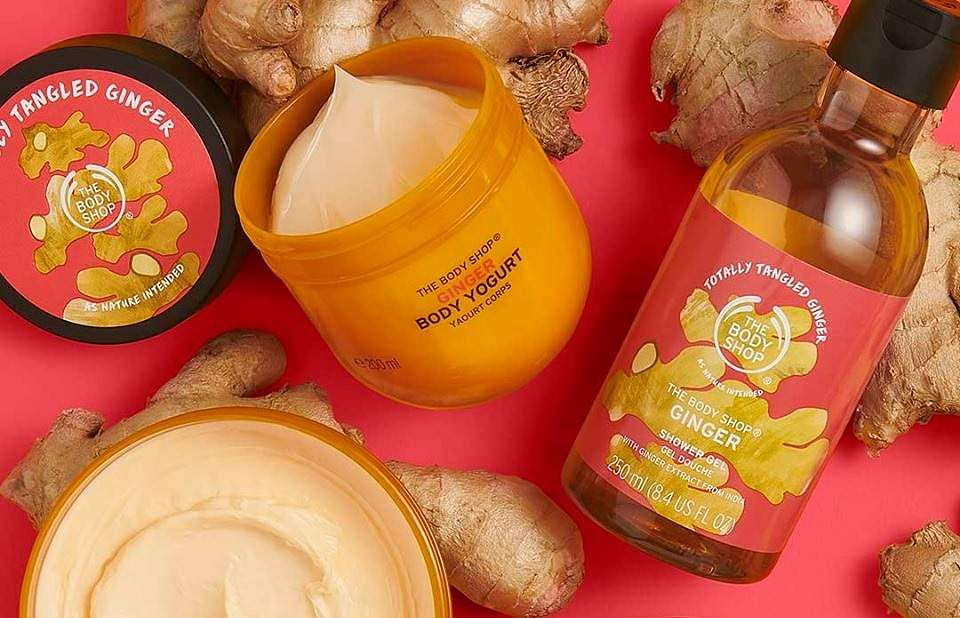 New innovations at The Body Shop
