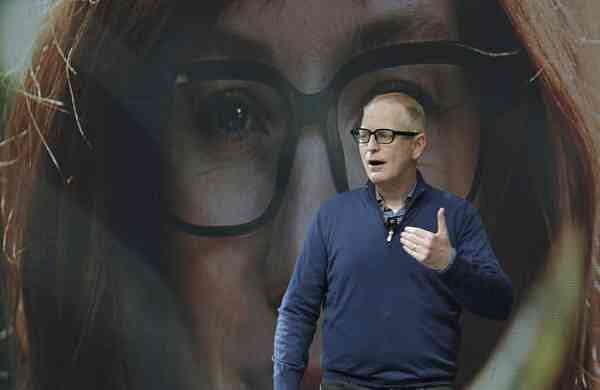 Dave Limp, senior vice president for Amazon devices & services (AP Photo/Ted S Warren)