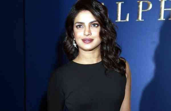 Priyanka Chopra. (File Photo: IANS)