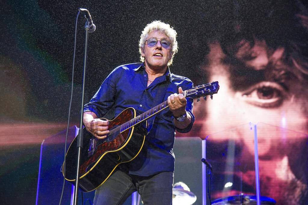 Roger Daltrey of The Who (Photo by Amy Harris/Invision/AP)