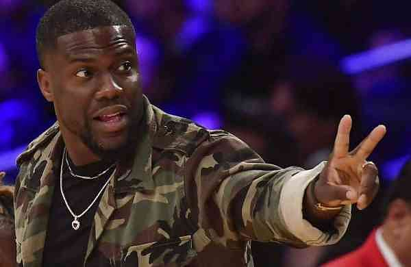 Kevin Hart - Car accident