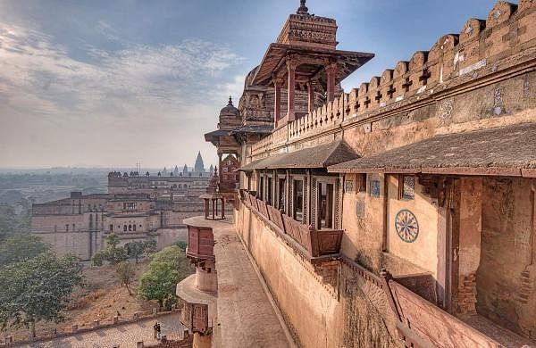 Orchha in Madhya Pradesh, Places to visit