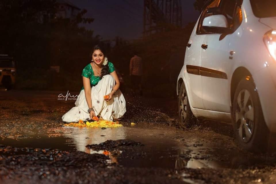Niya Sankarathil photographed by Anulal V