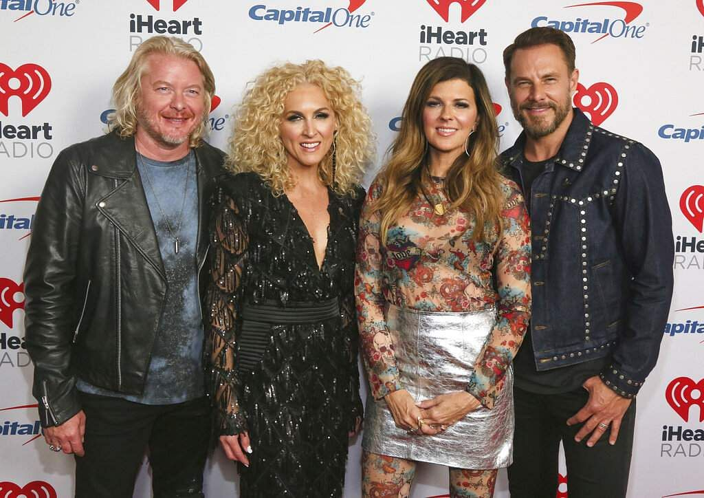 Little Big Town (Photo by Jack Plunkett/Invision/AP)