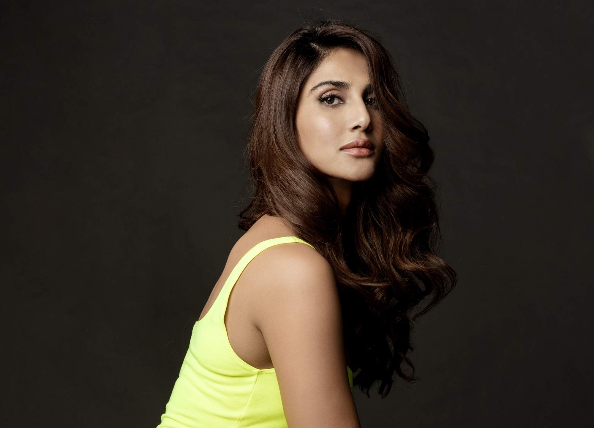 Vaani Kapoor. (Photo Credit: Errikos Andreou)