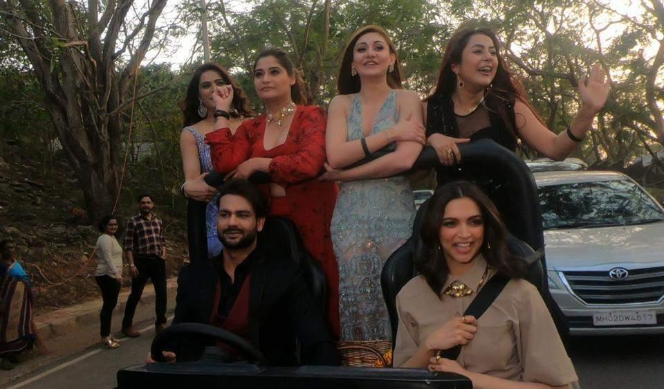Bigg Boss 13: Deepika Padukone enters house, takes contestants out for a joyride