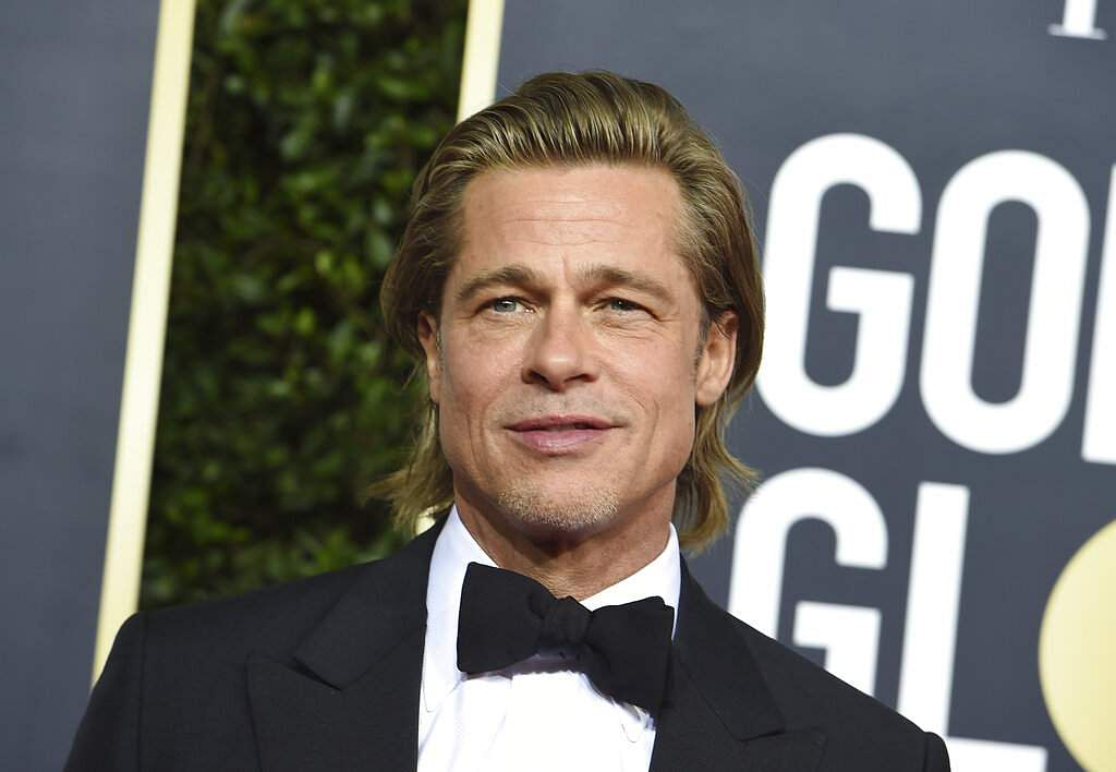 Brad Pitt in Beverly Hills, Calif (Photo by Jordan Strauss/Invision/AP)