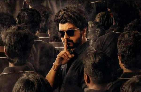 Master: Vijay's intense look in second look poster breaks the internet