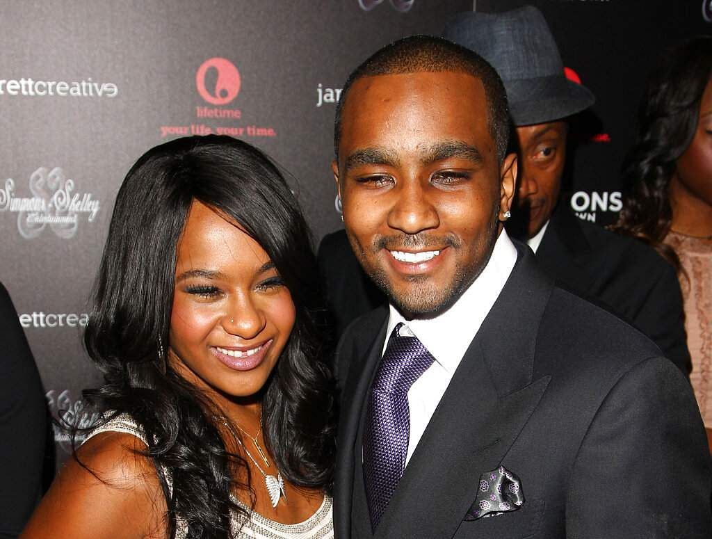 Bobbi Kristina Brown and Nick Gordon (Photo by Donald Traill/Invision/AP)