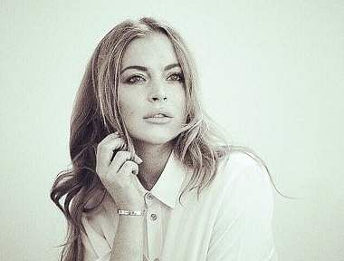 Lindsay Lohan (Photo: IANS)