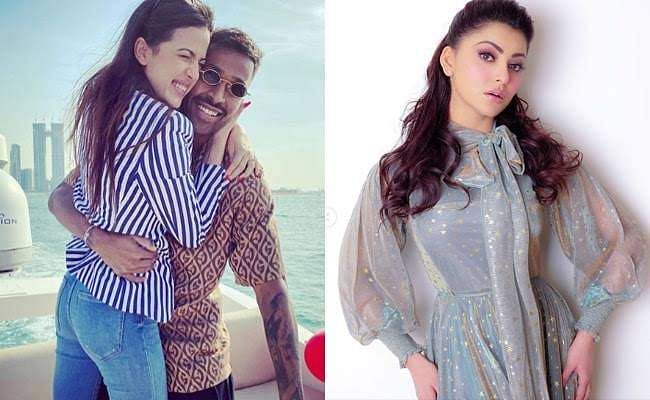 Urvashi Rautela reacts to rumoured ex-beau Hardik Pandya's engagement, conveys best wishes