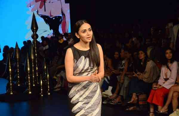 Amruta Khanvilkar (Photo: IANS)