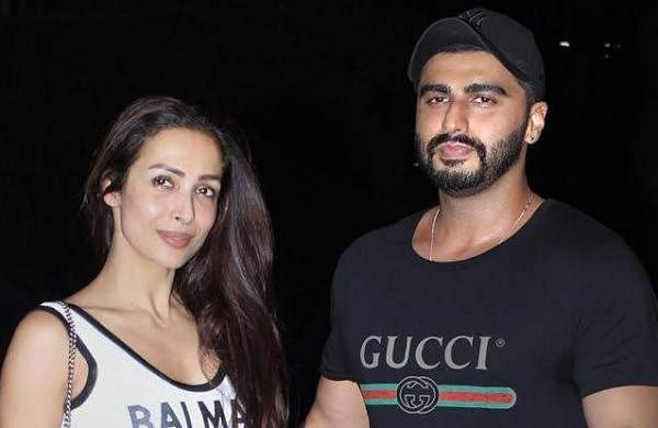 Malaika Arora trolled after posting picture with Arjun Kapoor for New Year