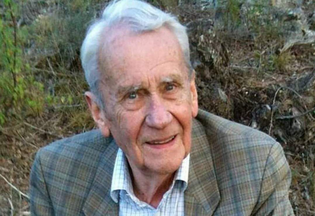 Christopher Tolkien (Source: Wikipedia)