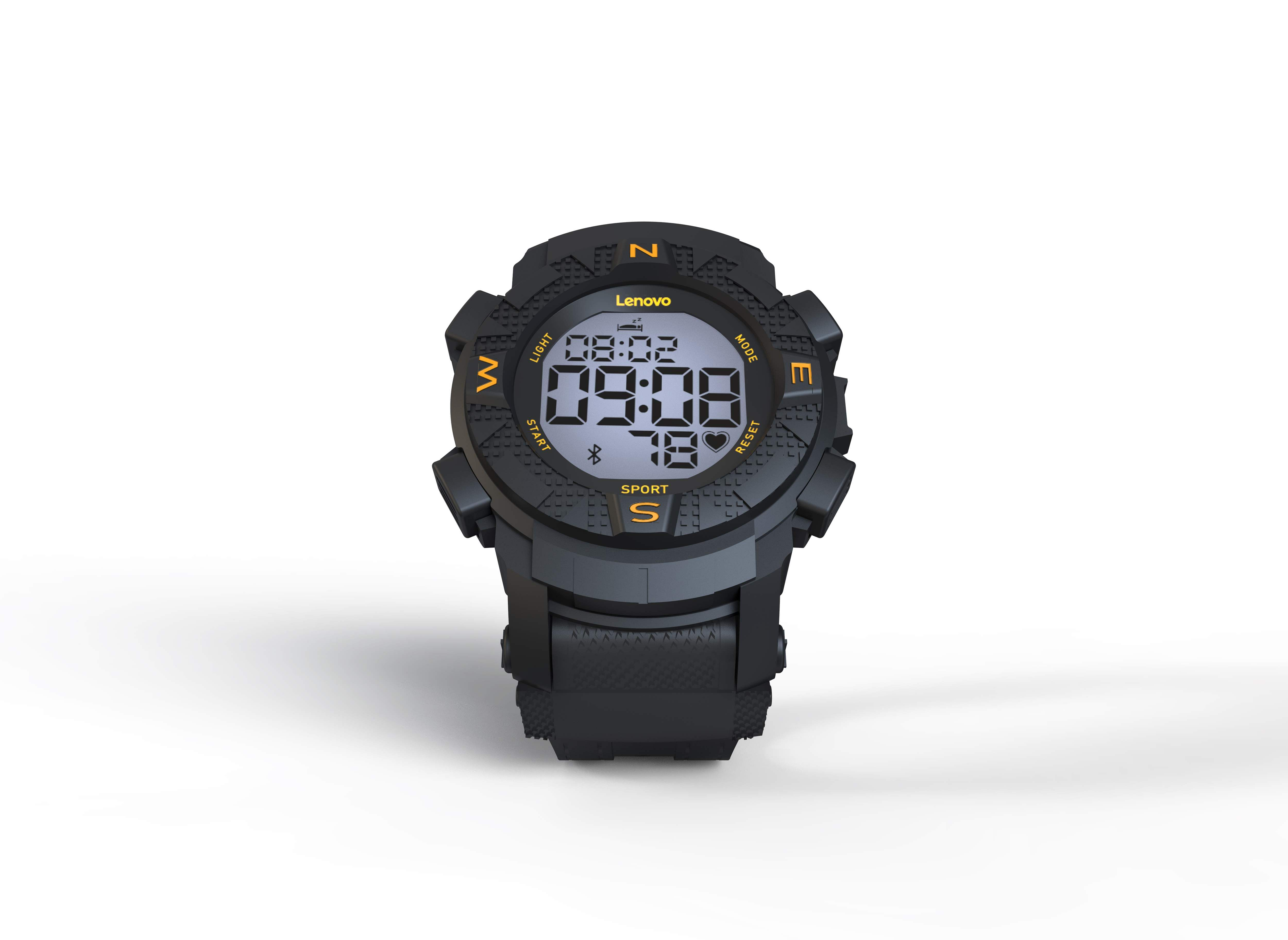 Lenovo EGO: Armed with a heart-rate monitor and multiple sport modes, The Ego also analyses sleep. 50m water resistant, tracks swimming and goes upto 20 days on a single charge. INR 1,999.
