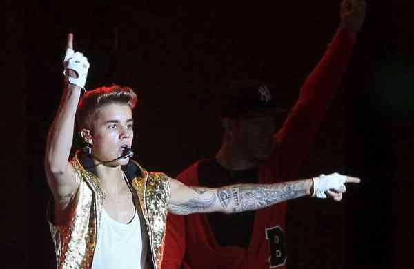 Justin Bieber (EFE/Alejandro Bolivar/IANS)