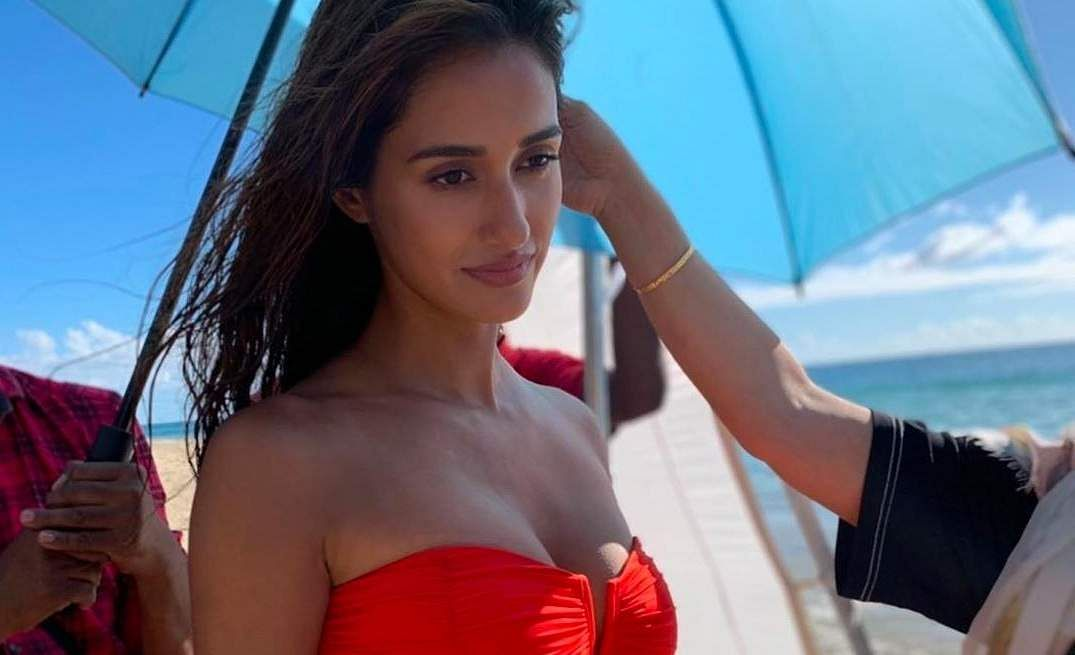 Disha Patani (Photo: IANS/Instagram)