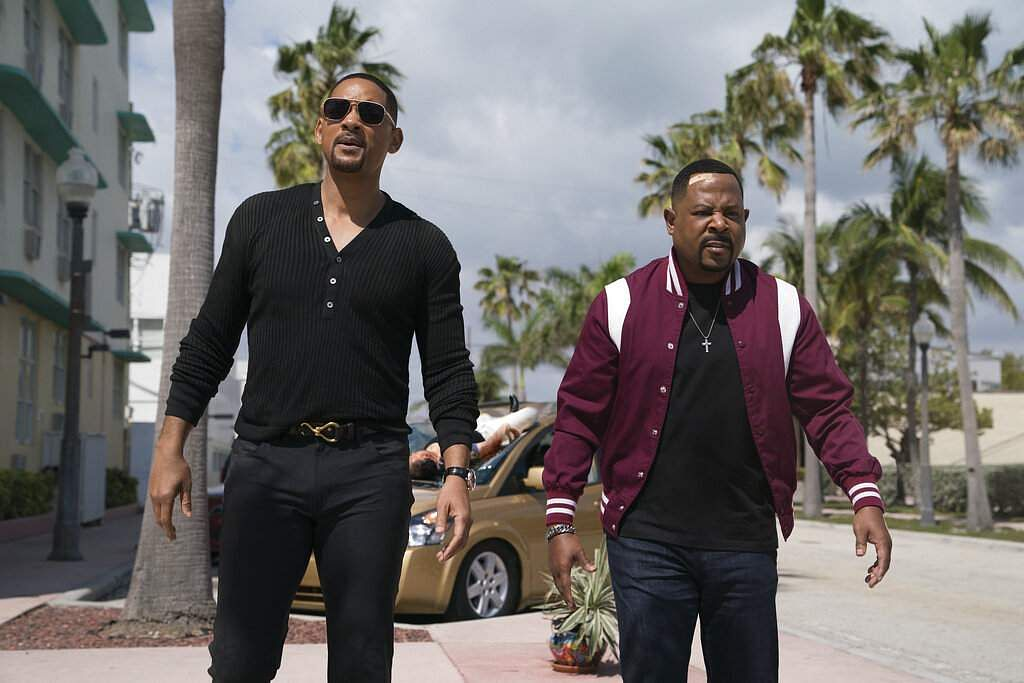 Will Smith and Martin Lawrence in Bad Boys for Life (Ben Rothstein/Columbia Pictures-Sony via AP)