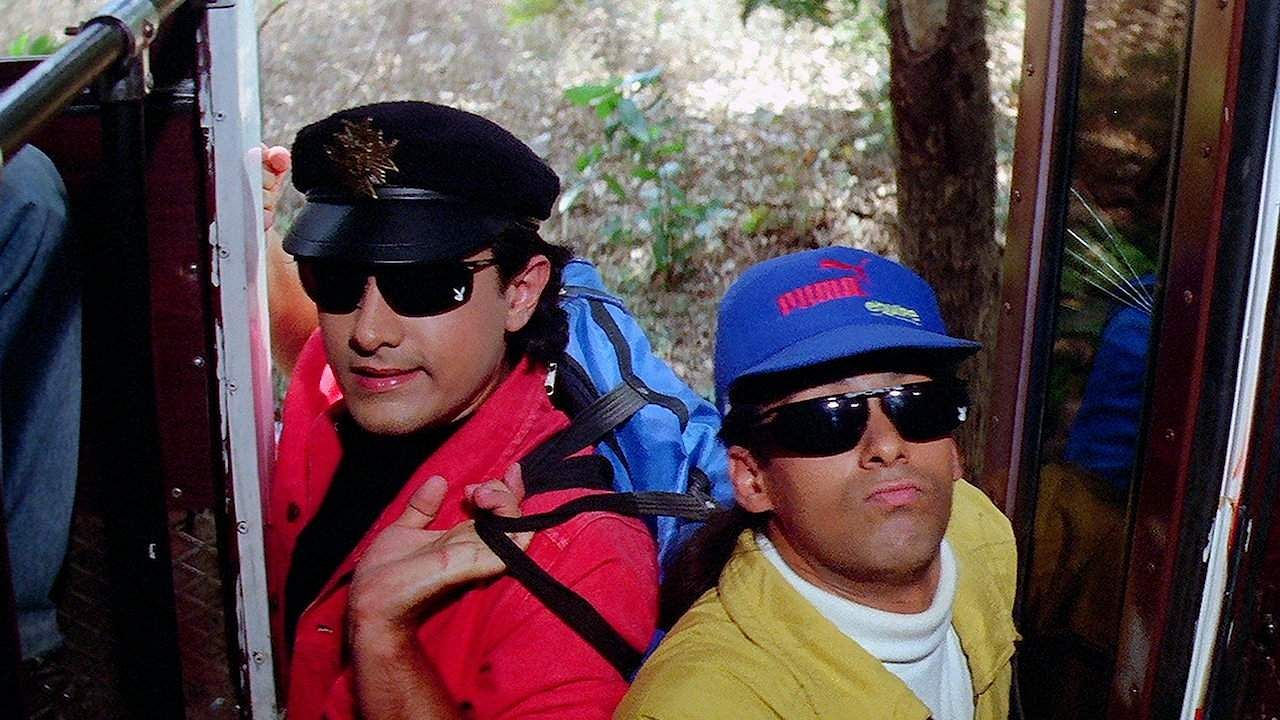 Still from Andaaz Apna Apna (Photo: IANS)