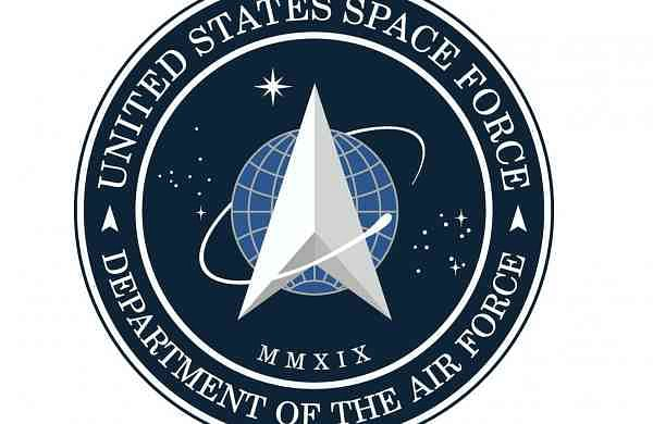 Logo for the newly created Space Force (Source: Internet)